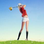 Golf Star wallpaper