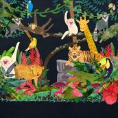 Jungle Friends [LG Home]