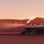Dawn train [LG Home+]