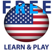 learn and play US American English free